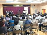 10月4日桜区土合連合高年会・芸能大会2