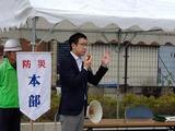 10月27日桜田地区防災訓練