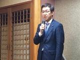 12月2日桜区栄和連合自治会の役員忘年会