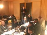 1月25日南区白幡商店会・新年会2