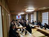 2月17日桜区大久保地区の神社総代会・新年会2