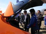 3月25日荒川彩湖公園に係る階段の完成を祝う会5