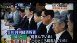 6月18日月例経済報告関係閣僚会議
