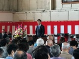 10月6日桜区土合地区社会福祉協議会・第一支部の敬老会