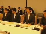 5月25日総理官邸第52回男女共同参画会議