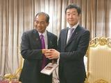 3月20日・21日マレーシア政府首脳との会談2