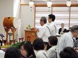 8月10日立正佼成会平和祈願式典2