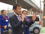 3月13日さいたま市桜区・桜田地区通学路点検