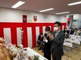 10月17日田中良生選挙対策本部・事務所開き2