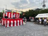 8月18日戸田の美女木1丁目・納涼大会