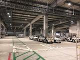 8月6日沖縄県第2滑走路増設中の空港施設・ANA国際物流ハブの視察4
