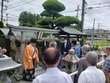 7月12日桜区栄和八重垣神社・中島荒神様・道場八重垣神社・神幸祭3
