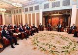 4月15日中国共産党・序列2位の李克強・国務院総理との面会2