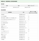 5月10日蕨市の新型コロナワクチン接種会場2