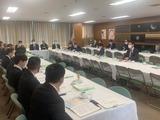 11月11日国税労働組合要請懇談会