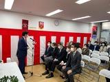 10月17日田中良生選挙対策本部・事務所開き3