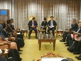 3月20日・21日マレーシア政府首脳との会談8