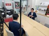 9月5日NHK報道番組「クローズアップ現代」の取材2