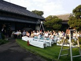 8月5日桜区後援会長である内木酒造・酒蔵音楽祭2