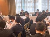 10月20日行政改革推進本部・役員会