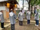 7月11日桜区の栄和・中島・道場・西堀の神幸祭4
