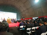 3月18日首都高速・横浜北線の開通式典9