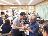 8月5日桜区の栄和納涼盆踊り大会3
