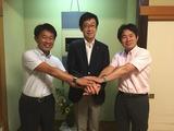 8月9日蕨市議会・新生会の総会3
