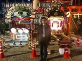 3月9日丁張稲荷・塚越稲荷神社の初午祭宵宮7