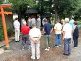 7月11日桜区の栄和・中島・道場・西堀の神幸祭5