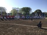 4月8日第56回戸田中央医科グループのソフトボール大会2
