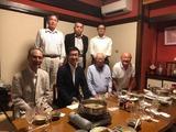 9月28日川口芝地区の代表者の皆さんとの懇談会