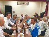 8月9日道場自治会と田島観音の納涼盆踊り