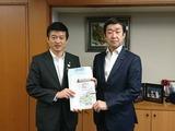 5月10日島根県の山本・益田市長