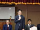 1月19日桜区の新年会3