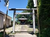 7月18日南区関神明社・夏祭りの神事