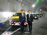 3月18日首都高速・横浜北線の開通式典8