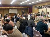 1月12日桜区の田島第一・栄和自治連合会の新年会2