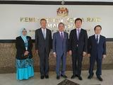 3月20日・21日マレーシア政府首脳との会談5