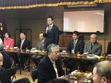 1月13日北高沼自治会から田島第一・栄和・北上の宮・門前自治会5