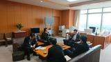 11月7日日本証券業協会・投資信託協会表敬訪問