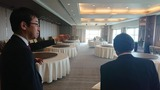 3月12日福岡G20会合・ヒルトン福岡シーホーク5