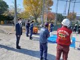 11月15日桜区西堀連合自治会・防災訓練3