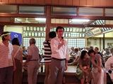 9月7日桜区宿自治協力会夜宮踊りで納涼盆踊り大会