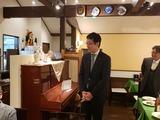 1月21日南区南浦和東部地区商店会連合会の新年会