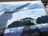 9月14日烏頭山・オドゥサン統一展望台を視察5