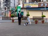 6月3日北戸田駅頭2