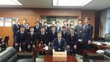 3月6日埼玉県建設業協会・青年経営者部会 表敬訪問