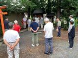 7月11日桜区の栄和・中島・道場・西堀の神幸祭6