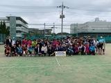 9月29日蕨市制60周年&蕨市体育協会90周年・ソフトテニス大会2